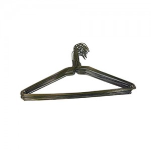 "16"" 13G Heavy Suit Hangers (Gold) (Box of 500)"