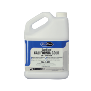 California Gold, Everblum Liquid Dry Spotter, AlbaChem, 1gal