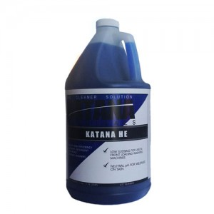 High Efficiency Liquid Laundry Detergent, Katana Chemicals