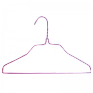 Pink Children's Wire Hanger
