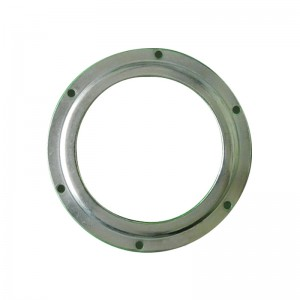 Steel Sight Glass Ring