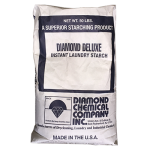 DIAMOND Deluxe Instant Laundry Starch, 50lb bag