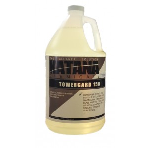 TowerGard, Water Tower Scale Remover, Katana Chemicals